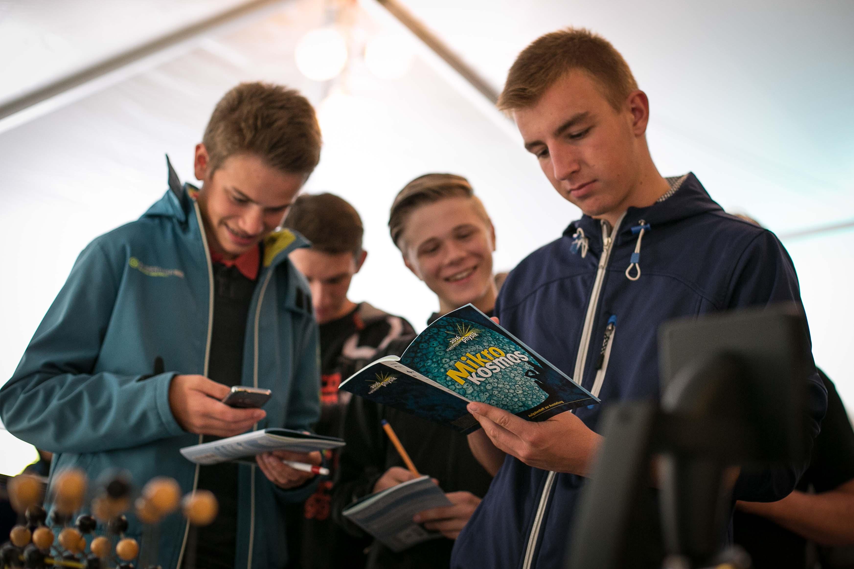 Highlights der Physik 2016 in Ulm